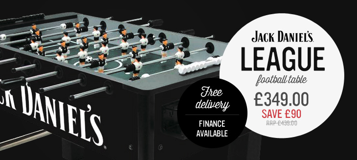 Jack Daniel's League Football Table only £349