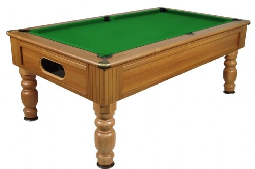 Monaco Pool Table - 6ft, 7ft