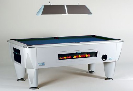 Sam Atlantic Coin-Op Pool Table - 6ft, 7ft