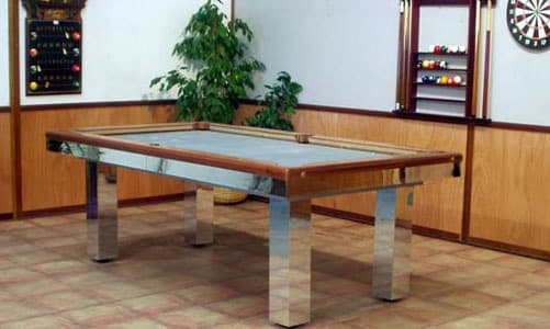 Toulet Miroir Pool Table - 6ft, 7ft, 8ft, 9ft, 10ft, 12ft