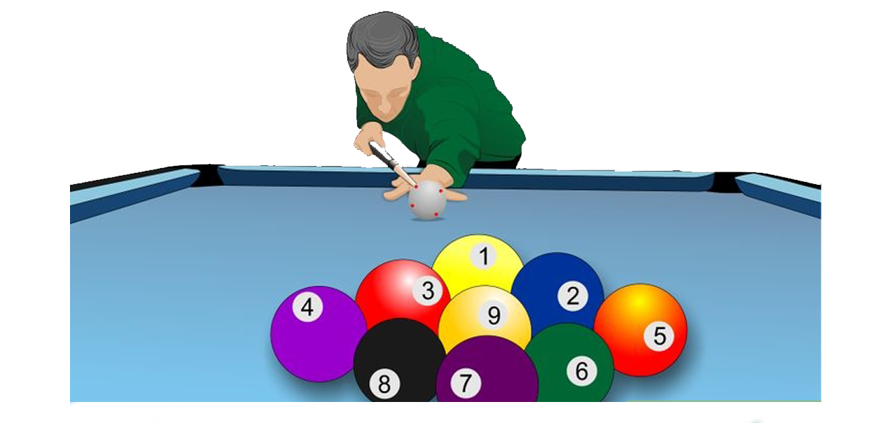 how to break in 9 ball pool