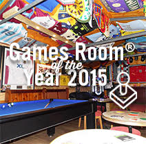Gamesroom of the Year 2015