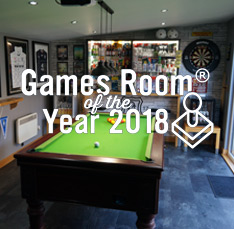Gamesroom of the Year 2018