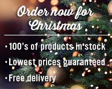 Order now for Christmas!