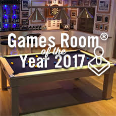 Gamesroom of the Year 2017