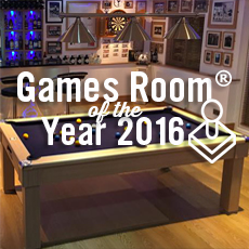 Gamesroom of the Year 2016