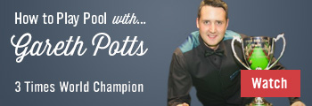 Proud Sponsers of Gareth Potts