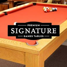 Signature Pool Tables