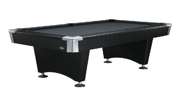 Brunswick Black Wolf II American Pool Table - 7ft, 8ft