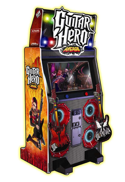 An image of Guitar Hero (Refurbished)