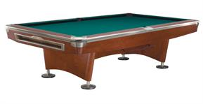 Brunswick Gold Crown V American Pool Table - 9ft