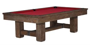 Brunswick Merrimack American Pool Table - 8ft, 9ft
