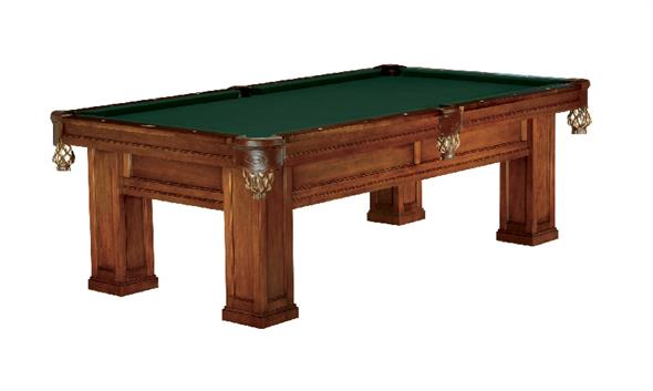 Brunswick Oakland American Pool Table - 8ft