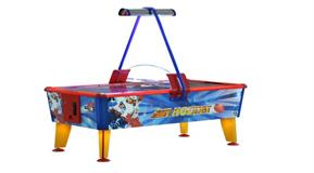 WIK Gold Air Hockey - 8ft