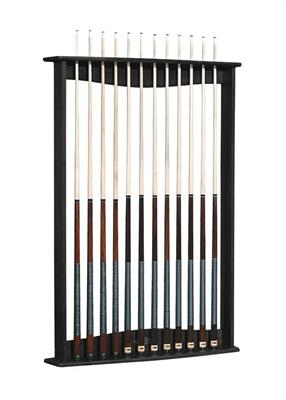 Brunswick Gold Crown Cue Rack