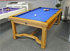 Billards Plaisance Venise Prestige Pool Table - 7ft: Showroom Clearance