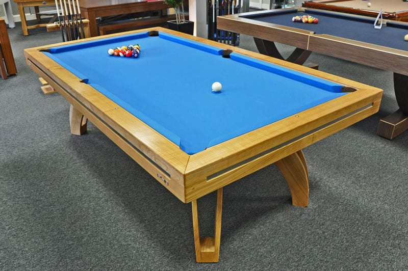 An image of Etrusco P40 Pool Table: All Finishes - 7ft, 8ft, 9ft, 10ft, 12ft