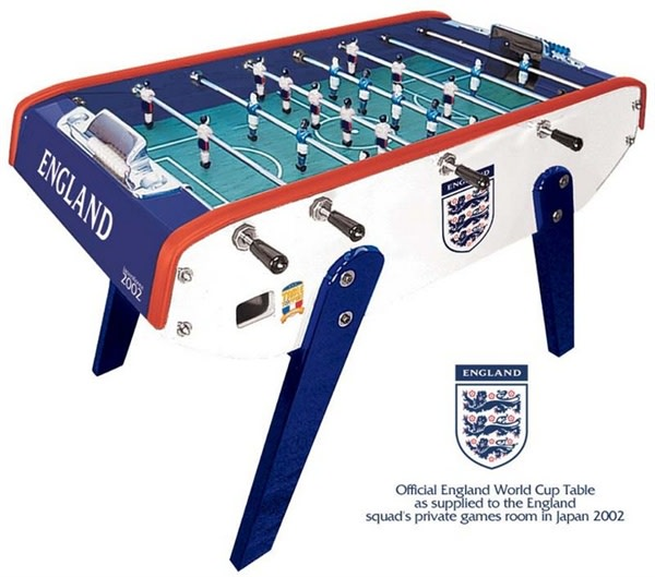 An image of Bonzini Classic B90 Limited Edition Official England Football Table