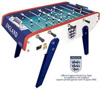 Bonzini Classic B90 Limited Edition Official England Football Table