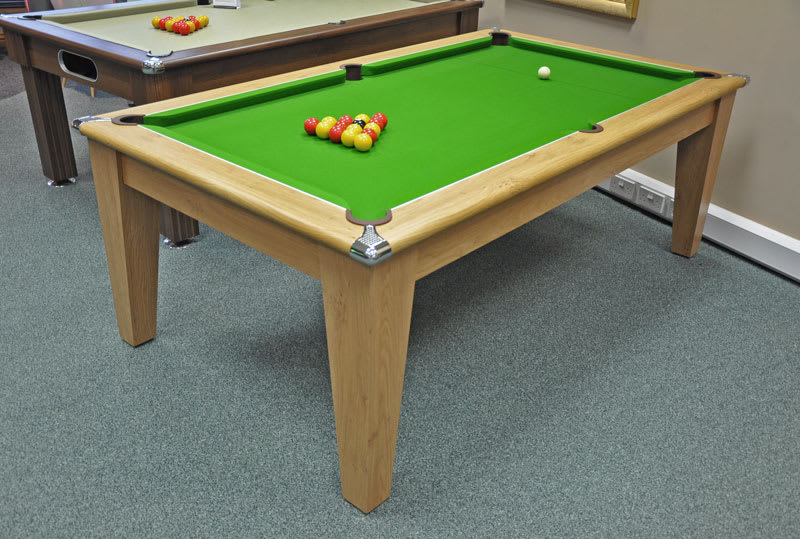 An image of Classic Pool Dining Table - 6ft, 7ft