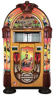 Rock-Ola American Beauties CD Jukebox