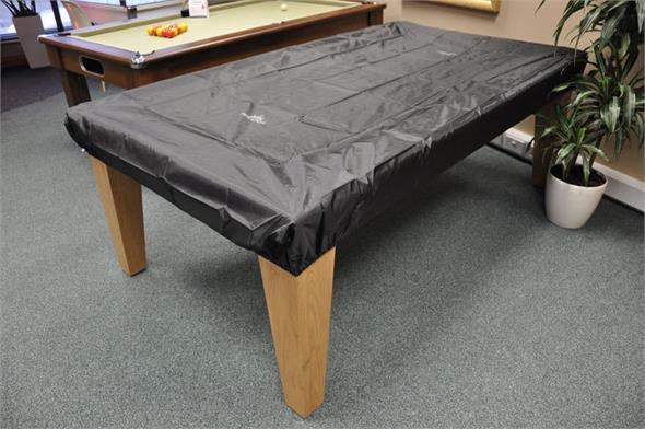 Black Pool Table Cover