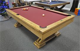 Brunswick Brixton Luxury Pool Table - 8ft: Warehouse Clearance