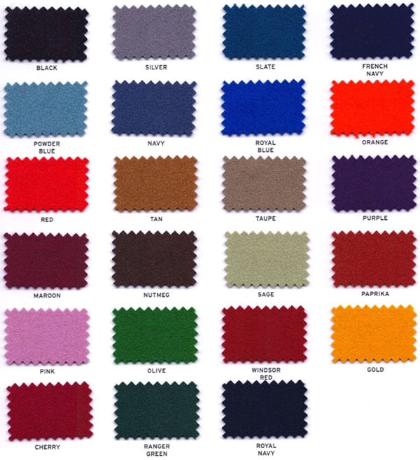 Smart Cloth Samples