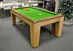 Designer Billiards Spartan Pool Table - 7ft, 8ft
