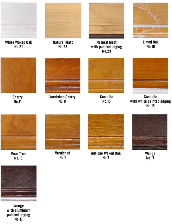 Billards Plaisance Wood Samples Card Prestige - 600px