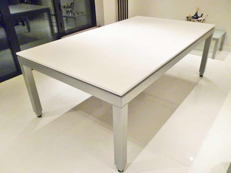 Aramith Fusion Pool Dining Table with Tops