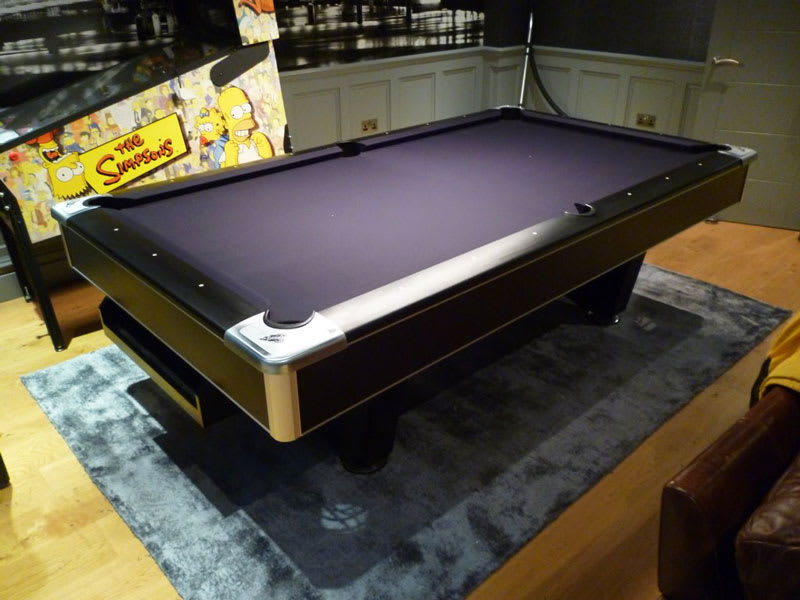 Brunswick Billiards Centurion Pool Table American Ant McPartlin Home Leisure Direct