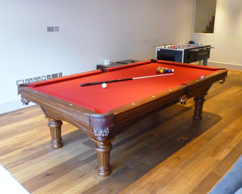 Brunswick Billiards Glenwood American Pool Table Home Leisure Direct Games room