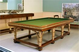Etrusco Real Casa Pool Table - 8ft, 9ft, 10ft, 12ft