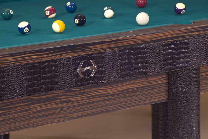 Etrusco Evolution Pool Table - Detail