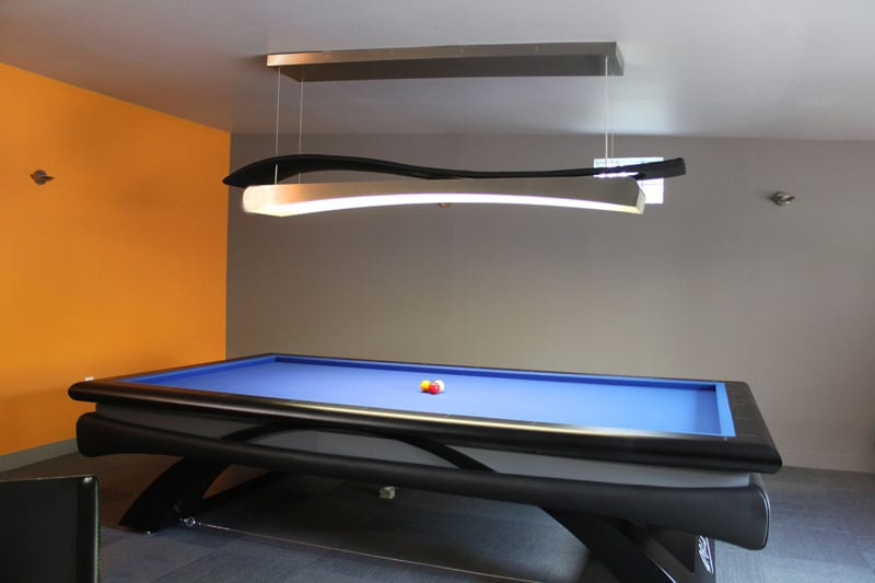 Toulet Bitalis Pool Table Light