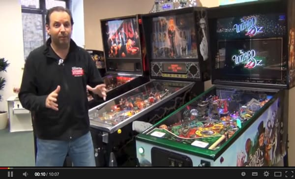 Pinball Buyers Guide Home Leisure Direct