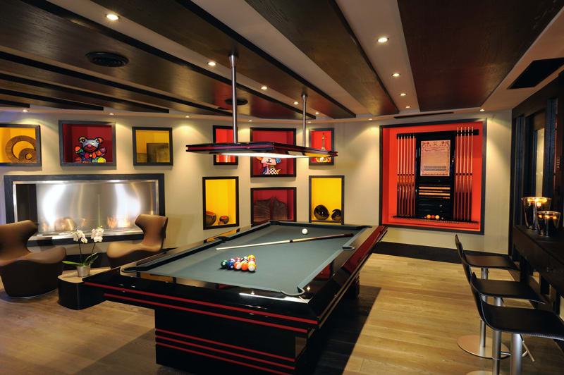 Pool Tables for Interior Designers