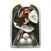 Cornilleau Sport Pack Duo Gatien (2 Bats and 3 Balls) Table Tennis Package