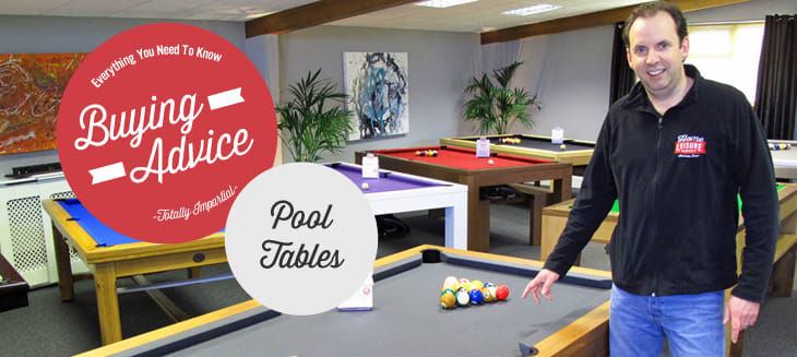 All you need to know - Pool Table Buying Advice