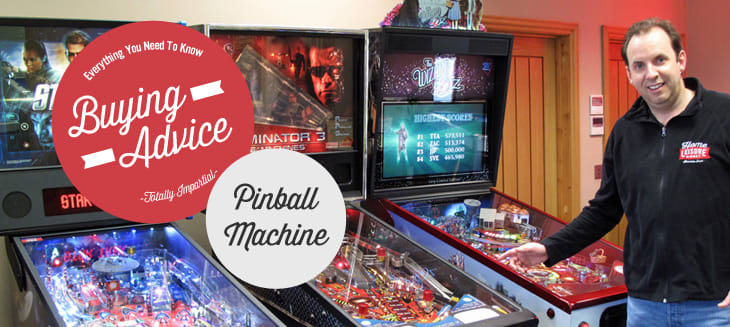 Pinball Machine Buying Advice