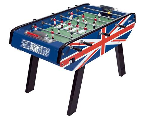 Bonzini Classic B90 UK Blue Football Table