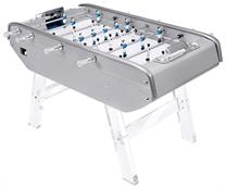 Bonzini Perspex B90 Babyfoot Grey Football Table