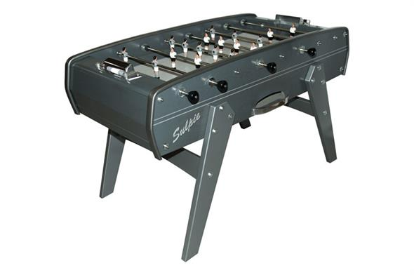Sulpie Evolution Football Table - Grey Stain