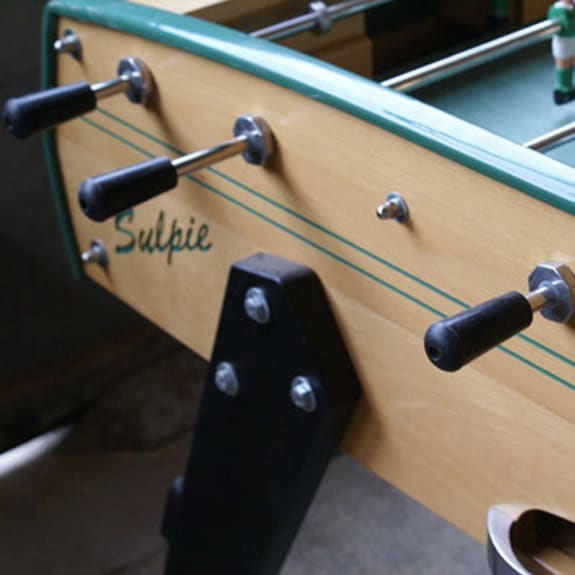 Sulpie Evolution Football Table - Detail