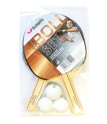 Timo Boll 2-Player Set