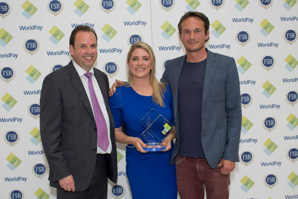 Home Leisure Direct FSB Awards 2014