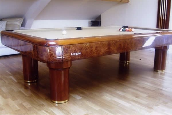 An image of Longoni Elite Pool Table  - 8ft, 9ft