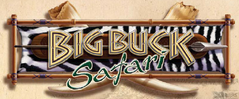 Big Buck Safari Logo