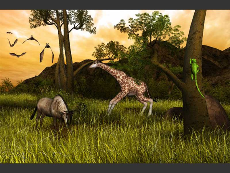 Big Buck Safari Screenshot 1